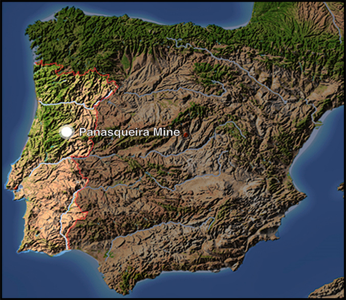 Panasqueira Mine