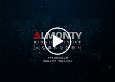 The Rich History of Almonty Korea Tungsten Corp.