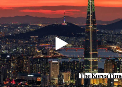 The Korea Times Interviews Almonty's CEO Lewis Black and Former US Senator Alfonse D'Amato on the Growing Global Significance of Almonty's Sangdong Mine in Korea