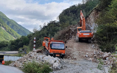 Construction of the World's Largest Tungsten Mine has Begun