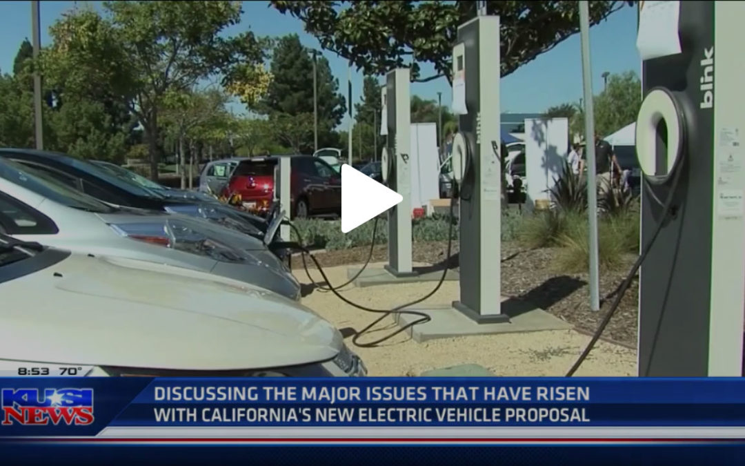 California's new electrical vehicle proposal could considerably increase US demand for Tungsten