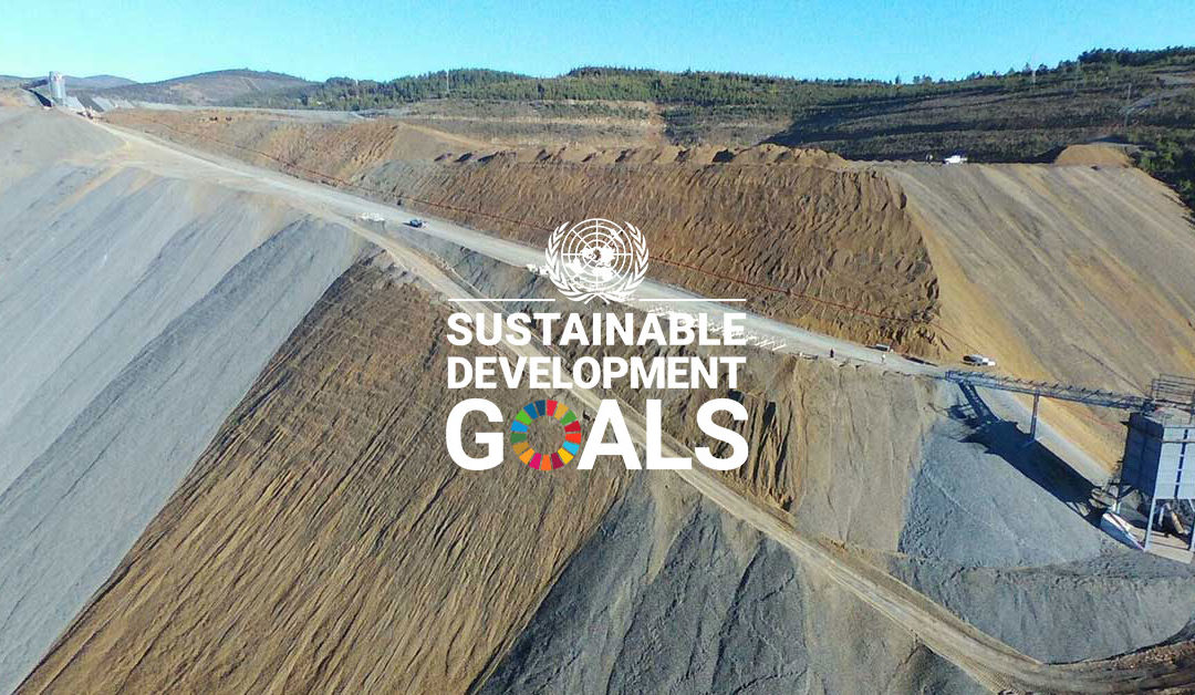 UN Sustainable Development Goals - Almonty