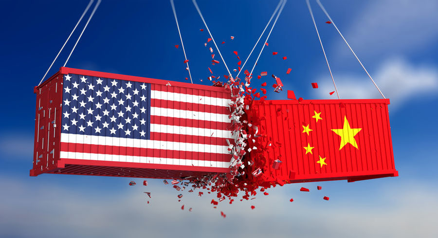 China hat die medizinische Lieferkette dominiert